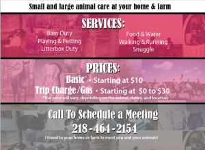 Services Poster